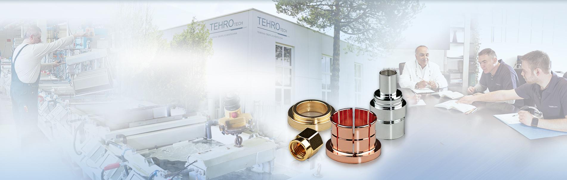 Tehrotech GmbH – Teherani Oberflächentechnik