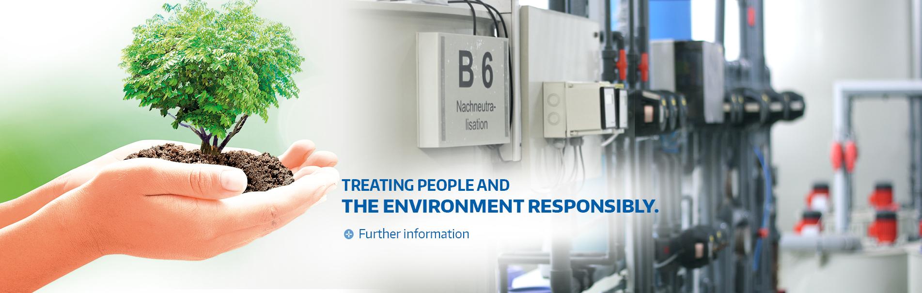 Tehrotech GmbH – Sustainability