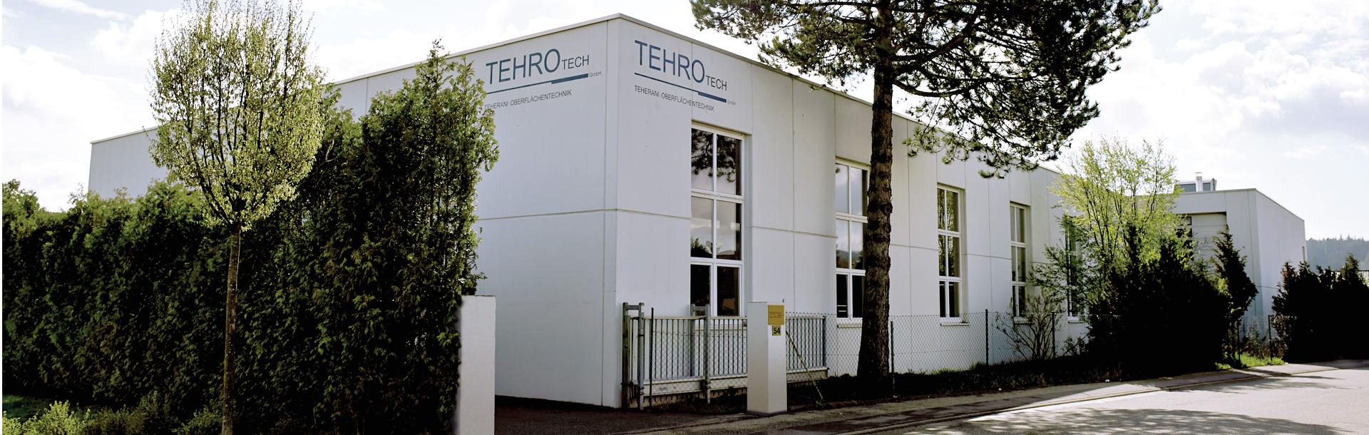 Tehrotech GmbH Firmenprofil