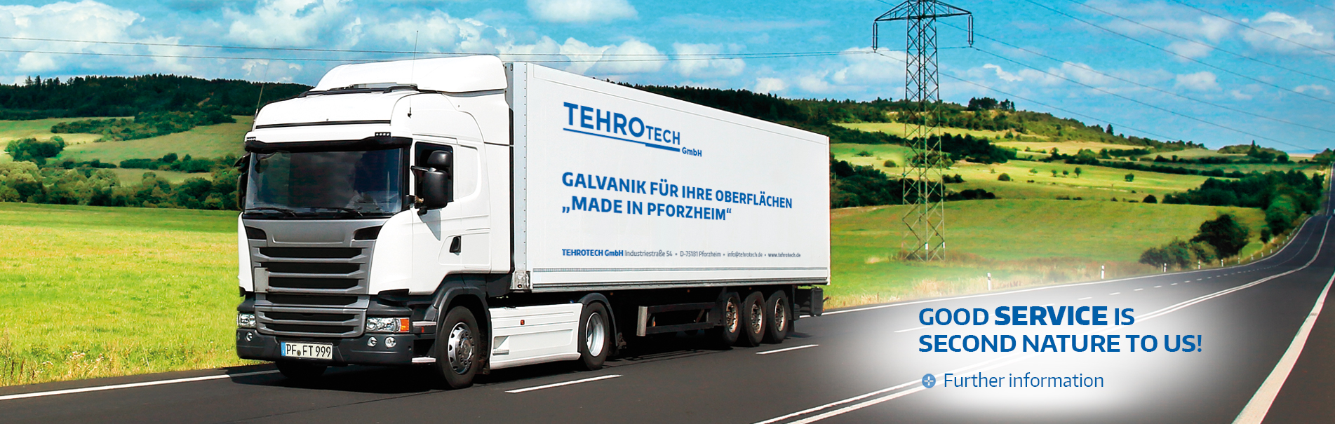 Tehrotech GmbH – Service and Consulting