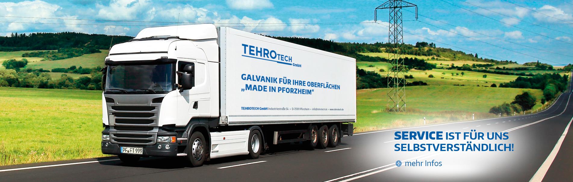 Tehrotech GmbH – Service und Beratung